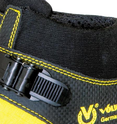 Zásahová obuv VÖLKL Aquasafe